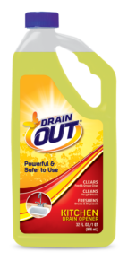 Drain OUT Kitchen Drain Opener & Clog Remover Package Front; 32 fl oz; SKU DOK32B