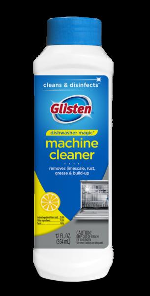 Glisten Dishwasher Magic Cleaner Package Front Sku Dm01b