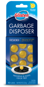Eliminate garbage disposal smells & odors