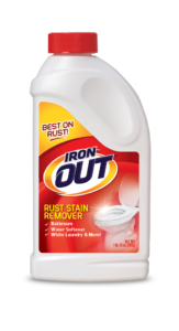 Iron OUT Rust Stain Remover Powder Package Front; 1 lb 12 oz; SKU IO30N