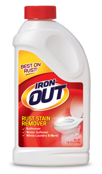 Iron OUT Rust Stain Remover Package Front; 1 lb 12 oz; SKU IO31B