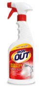 Iron OUT Rust Stain Remover Spray Gel Package Front; 16 fl oz; SKU LI03B