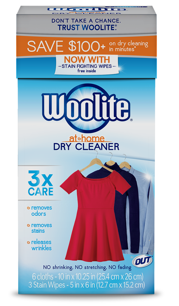 79bc2012f Woolite® At-Home Dry Cleaner - Fresh Scent