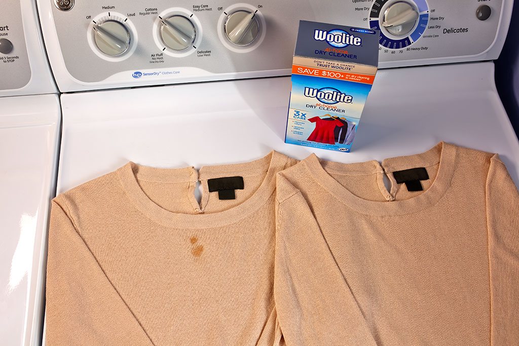 Woolite® At-Home Dry Cleaner | Fresh Scent | Summit Brands