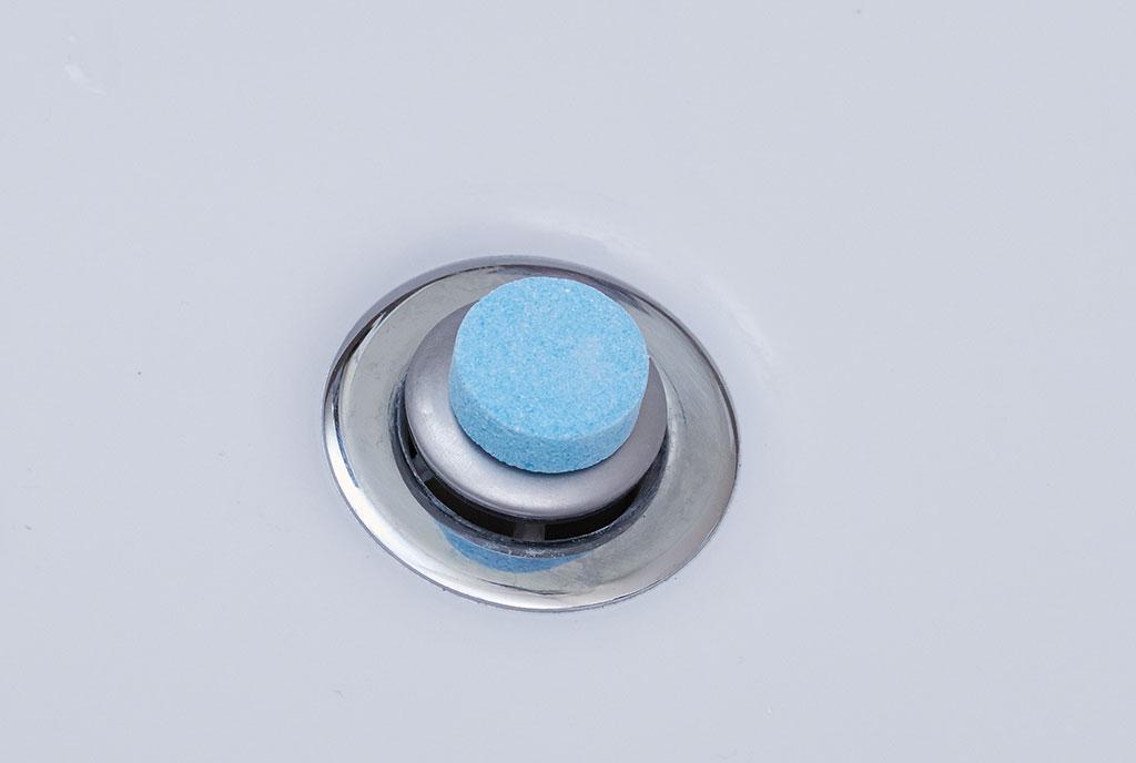 Eliminate Odors In Kitchen Sink