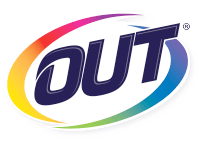 OUT laundry logo