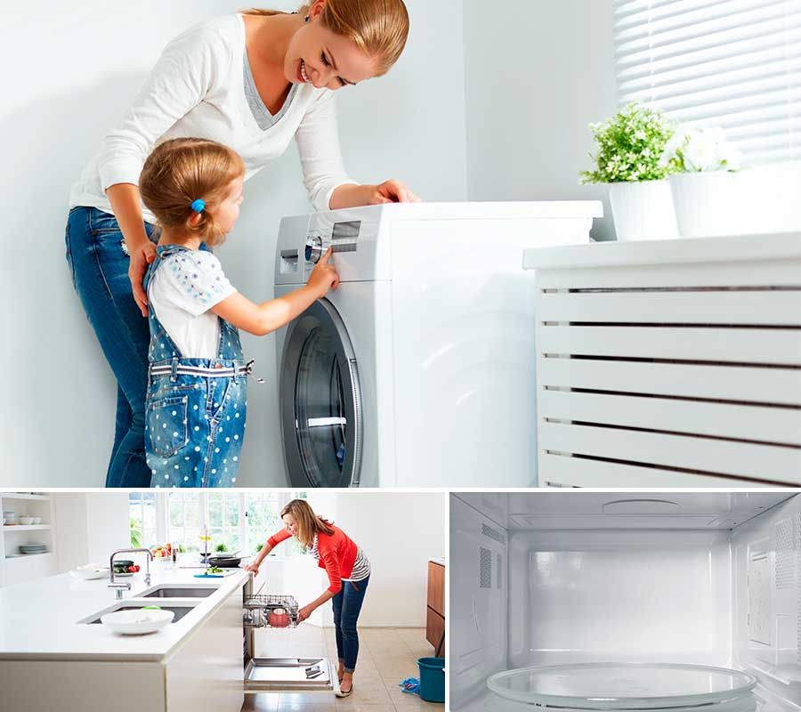 Appliance Cleaners & Boosters