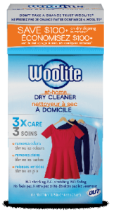 Woolite At-Home Dry Cleaner Fresh Scent 6-use SKU C-DCS01B