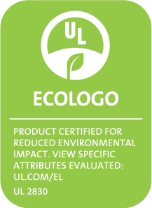 Summit Brands ECOLOGO Certification logo