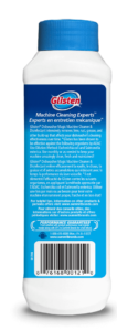 Glisten Dishwasher Magic Machine Cleaner 354mL Back SKU C-DM01B