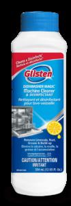 Glisten Dishwasher Magic Machine Cleaner 354mL Front SKU C-DM01B