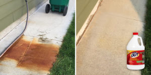 Iron OUT Outdoor Rust Stain Remover