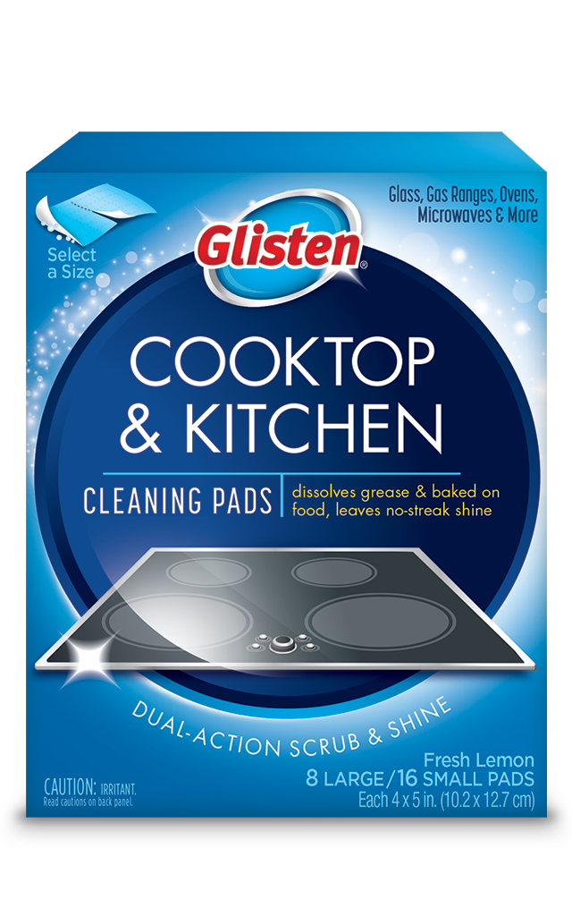 4 Use Summit Brands 2 Piece Glisten Microwave Cleaner With Foaming Power